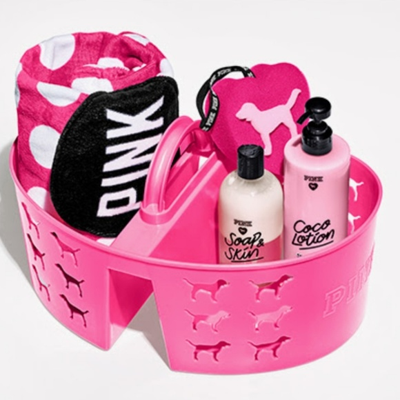 PINK Victoria\'s Secret Other | Pink Shower Caddy | Poshmark